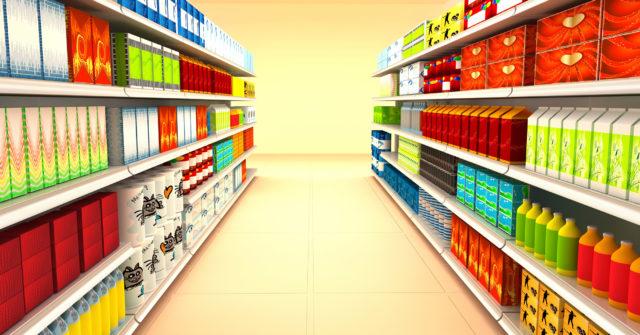shelvesgrocery