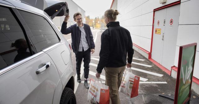 VÄSTERÅS 20161027 Uppdrag: ICA MAXI Västerås.  Foto: Jessica Gow / TT / Kod 10070